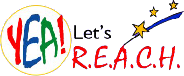 YEA REACH Logo