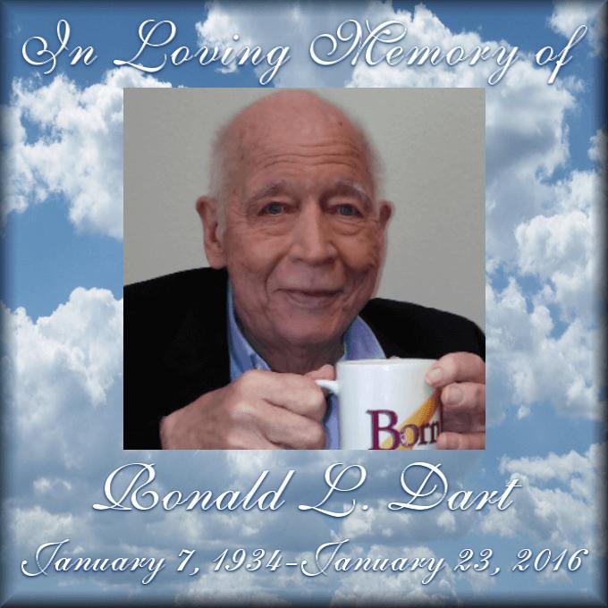 Ronald L. Dart - In Memory